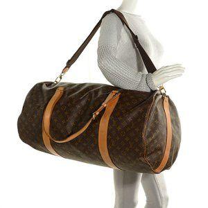 Authentic Louis Vuitton sac Polochon 60 travel